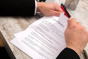 Shaw Clifford Law Breach of Contract Cypress TX