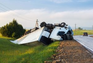 Trucking Accident with injury